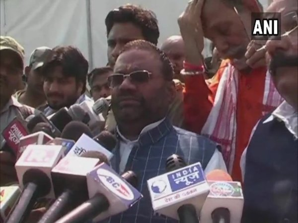 [Even Jinnah contributed to nation before partition, says UP Minister SP Maurya]