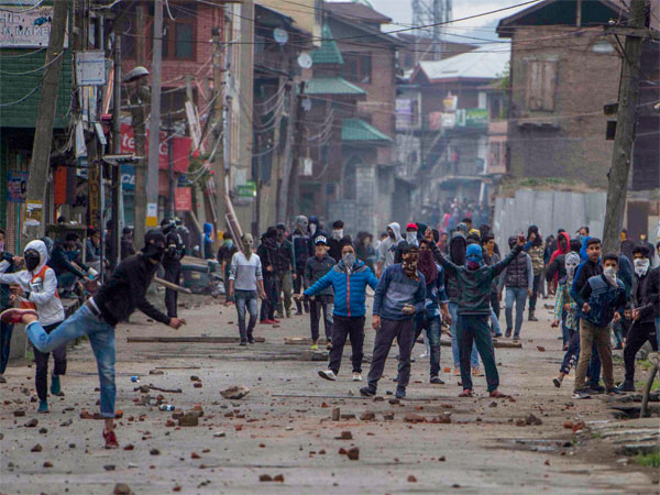 Are rules only for the Army? The deathly silence on stone pelters targeting innocents