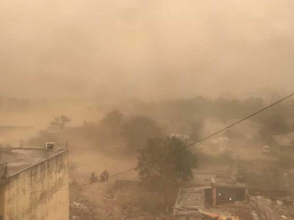 Over 100 killed as high-intensity dust storm hits Uttar Pradesh