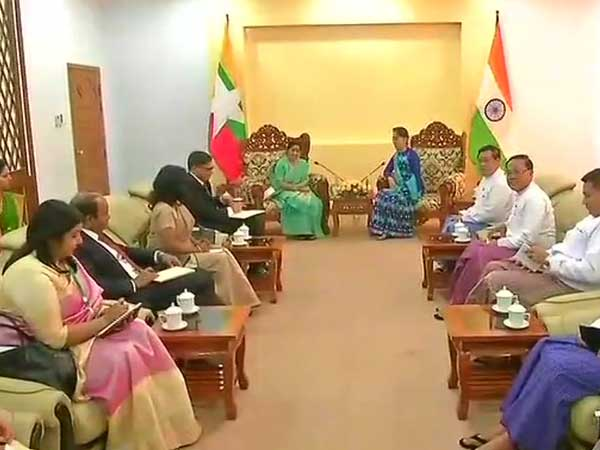 India to train Foreign Services Officers of Myanmar; give access to health and education services