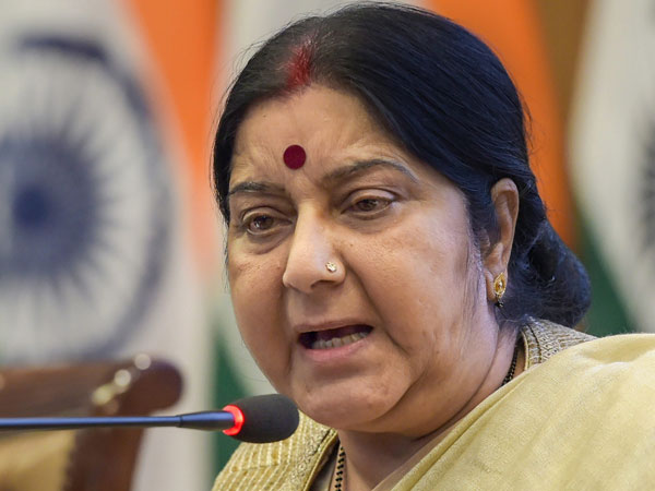Marriage certificate no longer needed to apply for passport: Rule has been scrapped, says Swaraj
