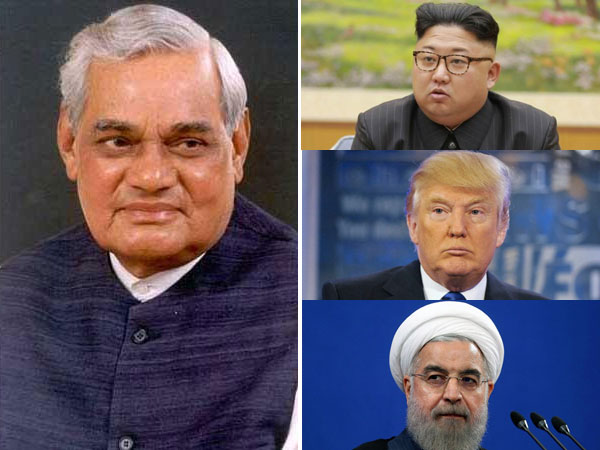 Twenty years of Pokhran II: What the Kims and Trumps can learn from Vajpayee