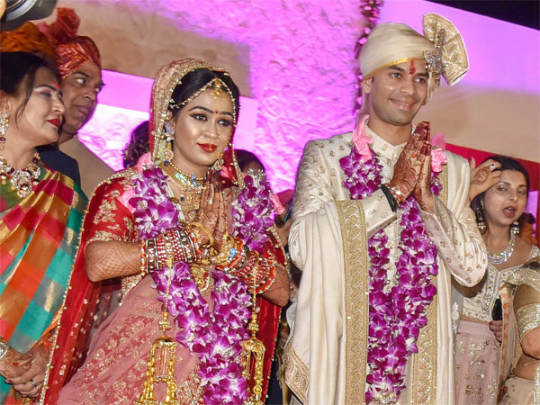 Tej Pratap Yadav files for divorce from Aishwarya Rai