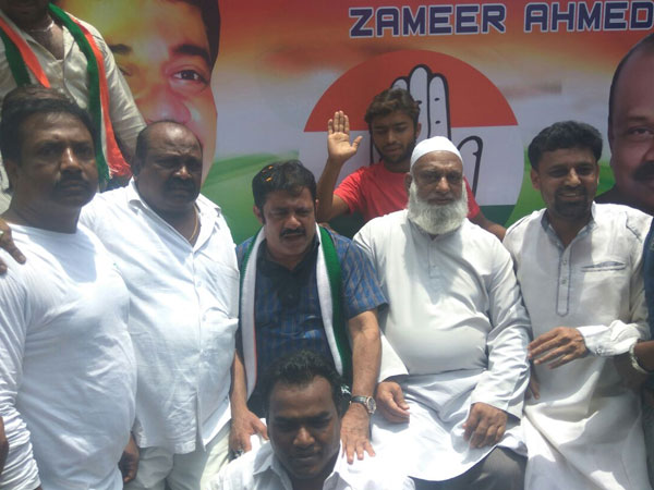Zameer Ahmed vs. Altaf in Chamrajapet