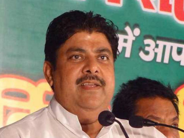 Indian National Lok Dal (INLD) leader Ajay Chautala
