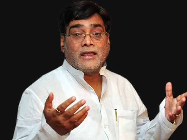 File photo of Ram Kripal Yadav