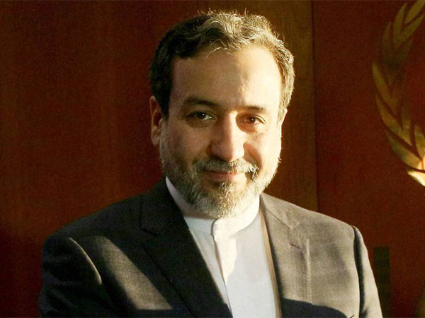 Irans deputy Foreign Minister Abbas Araghchi