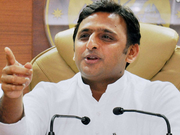 Parties are of people not of any religion, says Akhilesh Yadav