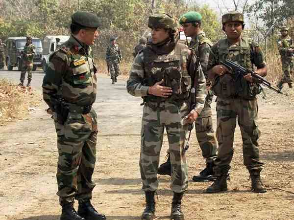 2 Assam Rifles personnel killed in encounter along Indo-Myanmar border