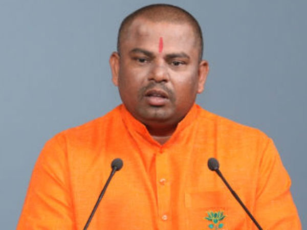 Hyderabad: BJP MLA Raja Singh booked for hurting religious sentiments