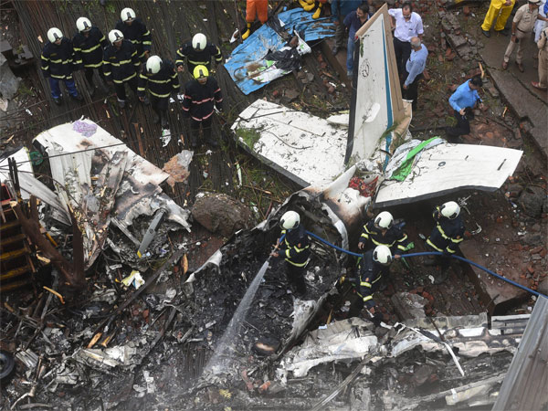 Mumbai crash: Going to fly in a sick aircraft, victim had told her father
