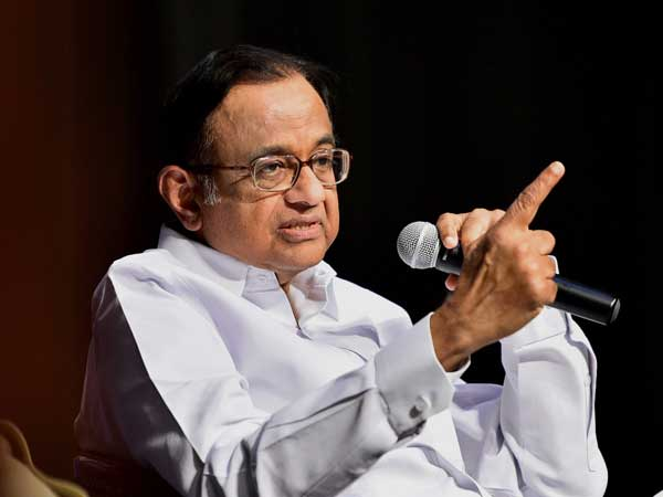J&K: Chidambaram expresses concerns over return of the muscle policy