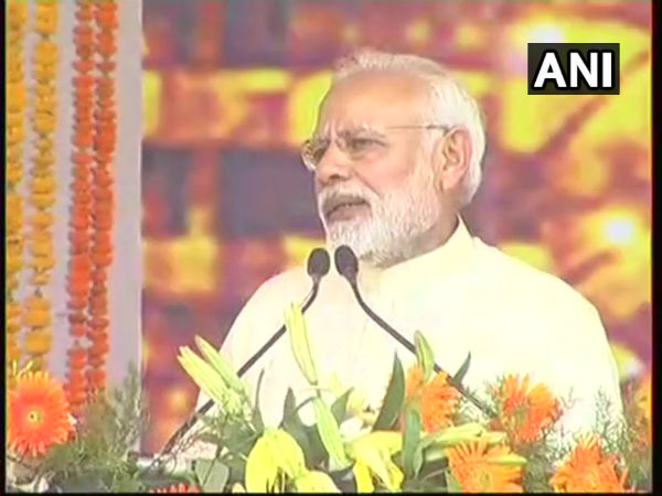 PM in Chhattisgarh: Modi addresses a public rally in Bhilai