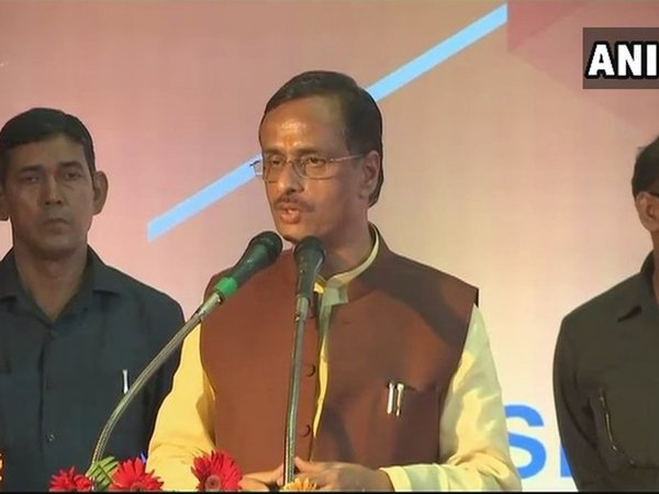 Uttar Pradesh minister Dinesh Sharma. COurtesy: ANI news