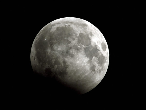 Why is the lunar eclipse so long?