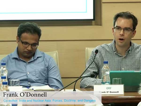 New book delves into India's nuclear doctrine