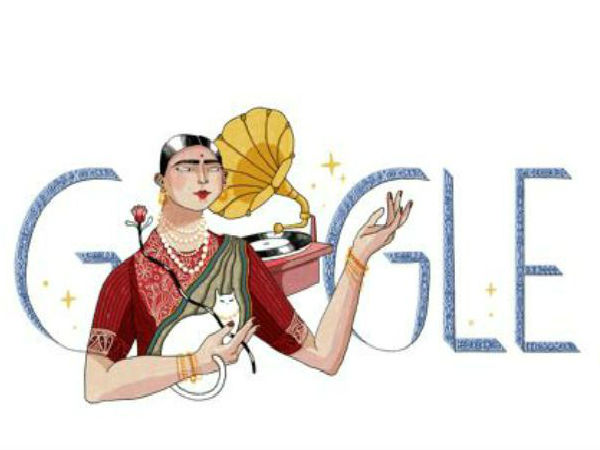 Who is Gauhar Jaan? Google Doodle celebrates legendary Indian artists 145th birth anniversary