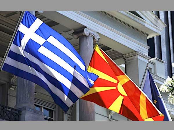 Greece, Macedonia sign historic deal to change Macedonia's name to settle long dispute