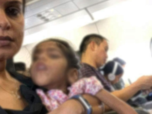 Airline refuses to board Indian-origin child with special needs