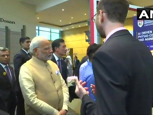 Narendra Modi in Singapore: What the local media said