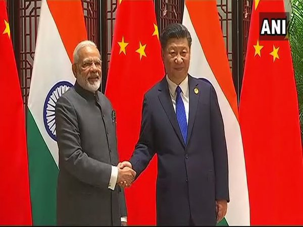 Narendra Modi and Xi Jinping