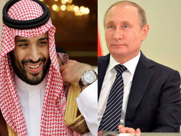 Diplomacy at World Cup opener: Russian and Saudi leaders plan to use occasion for oil talks
