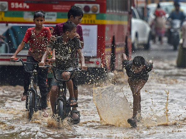 : Extremely heavy rain at isolated places very likely over Gujarat (Representative image)