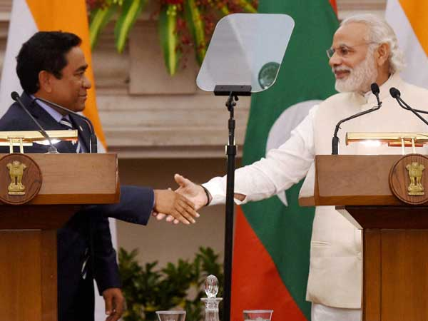 India urges Maldives to immediately release political prisoners