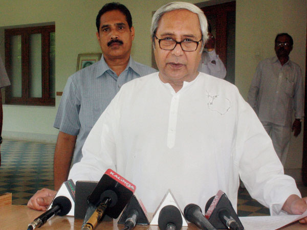 Odisha CM Naveen Patnaik receives Rs 50-crore ransom letter from Bilaspur jail