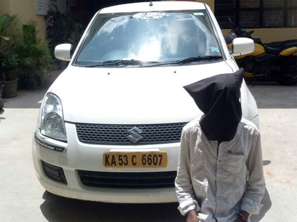 Ola cab driver arrested in Bengaluru