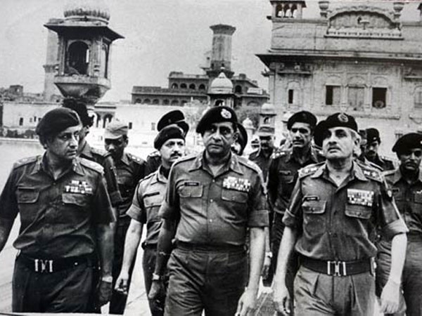 How Operation Blue Star unfolded