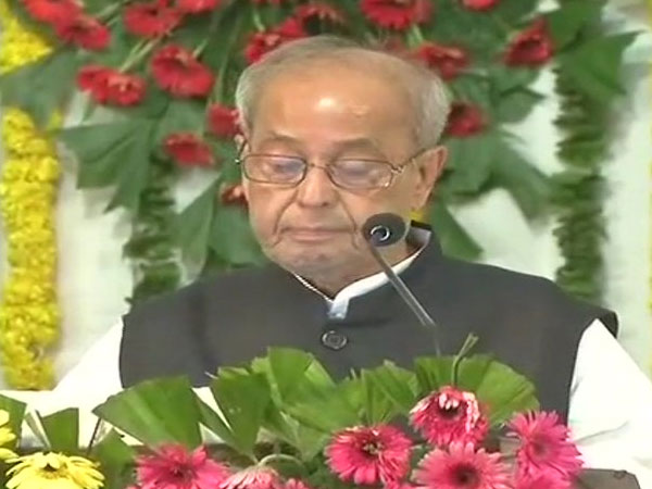 Pranab's speech reminded us of glorious history of India says RSS