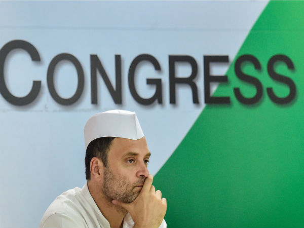 Rahul Gandhi turns 48: Rapturous celebrations outside Congress headquarters