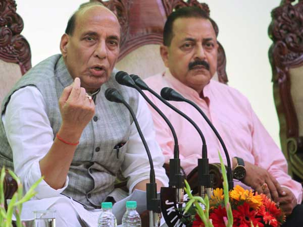 Rajnath promoting disparity among communities says PoK body