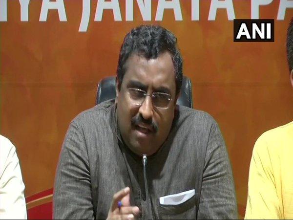 Fundamental rights under threat in J&K, withdrew support in nation's interest: Ram Madhav