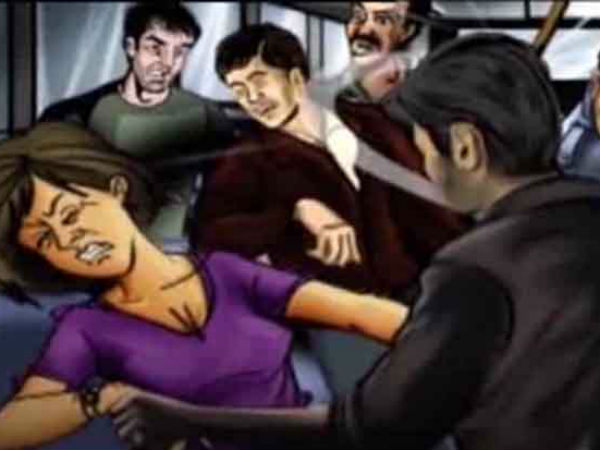 Andhra Engineering Student Gang Raped Seniors Act Filmed Bl