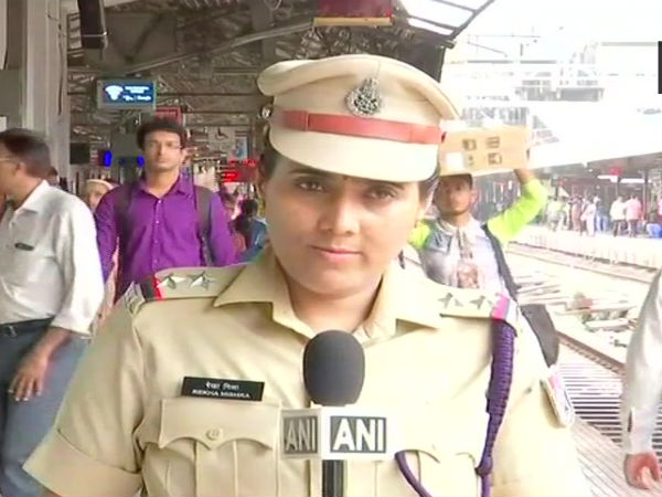 Mumbai: Rekha Mishra, the railway cop who has rescued over 900 runaway children
