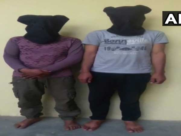 J&K: Two arrested for snatching weapons from security personnel