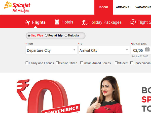 SpiceJet offers to fly you for free, redeem the amount