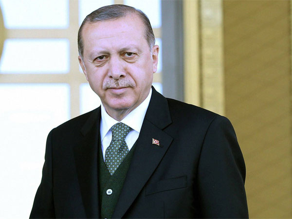 [Disputed over Golan Heights: Turkey's Erdogan hits out at