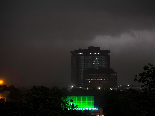 Thunderstorm likely in Delhi by weekend