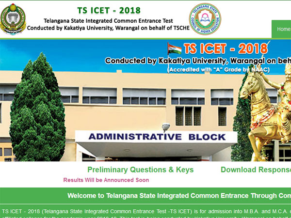 Telangana TS ICET result 2018 delayed, check expected date