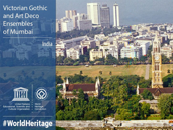 Mumbais Victorian Gothic, Art Deco cluster gets UNESCO World Heritage tag