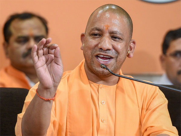 File photo of Yogi Adityanath