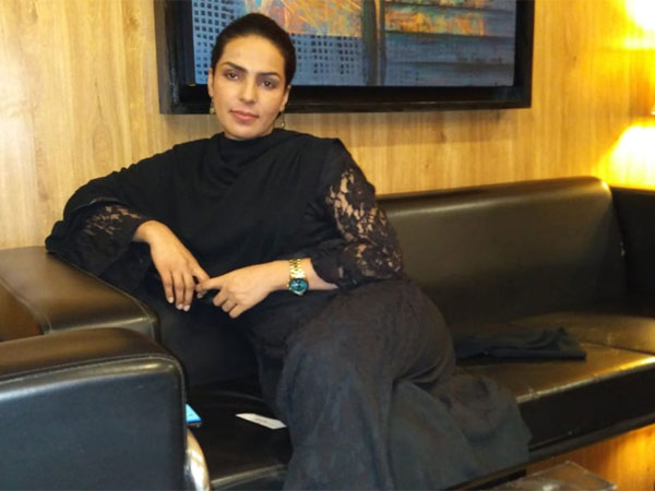 A social activist, writer and film maker Amber Zaidi