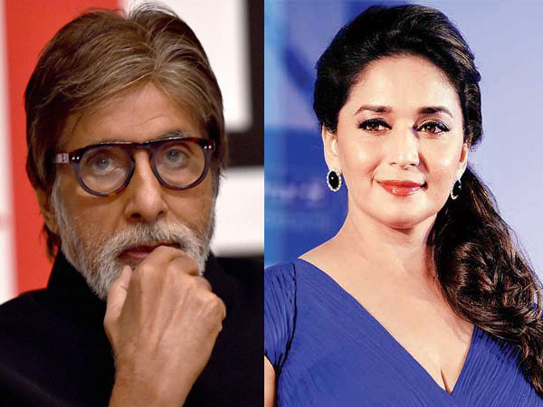 Amitabh Bachchan, Madhuri Dixit find a place in Pakistan elections 2018