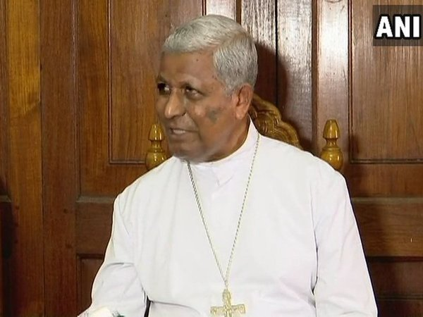 Archbishop of Latin Archdiocese of Trivandrum. Courtesy: ANI news