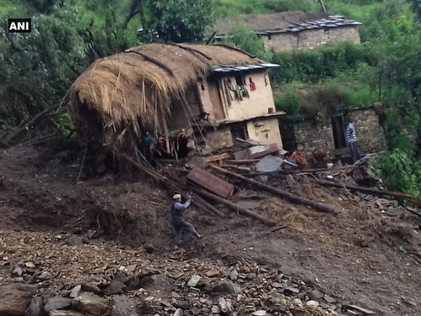 Uttarakhand: Cloudburst in Chamoli district, houses damaged