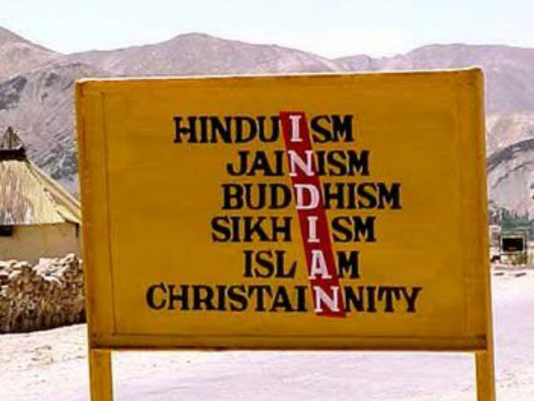 How war of words over 'Hindu Pakistan' remark proves religion is the opium of Indian politics