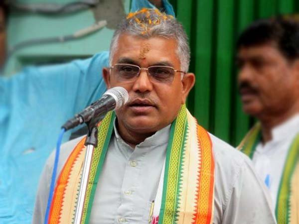 West Bengal BJP president Dilip Ghosh. PTI file photo